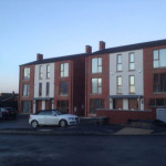 Apartments & Underground Carpark, Dundonald, Belfast